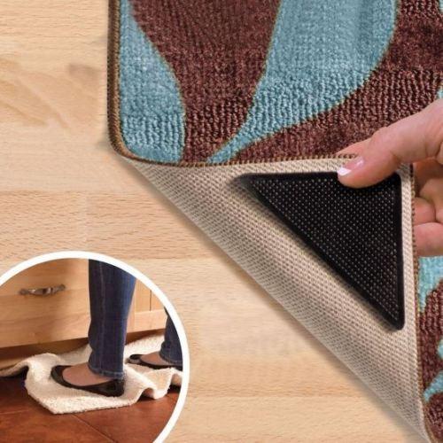 סט מדבקות מייצבות לשטיחים