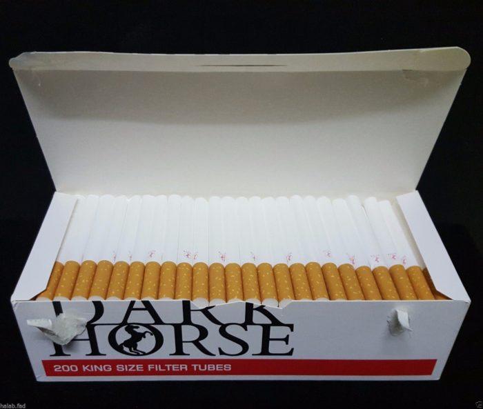 סיגריות ריקות