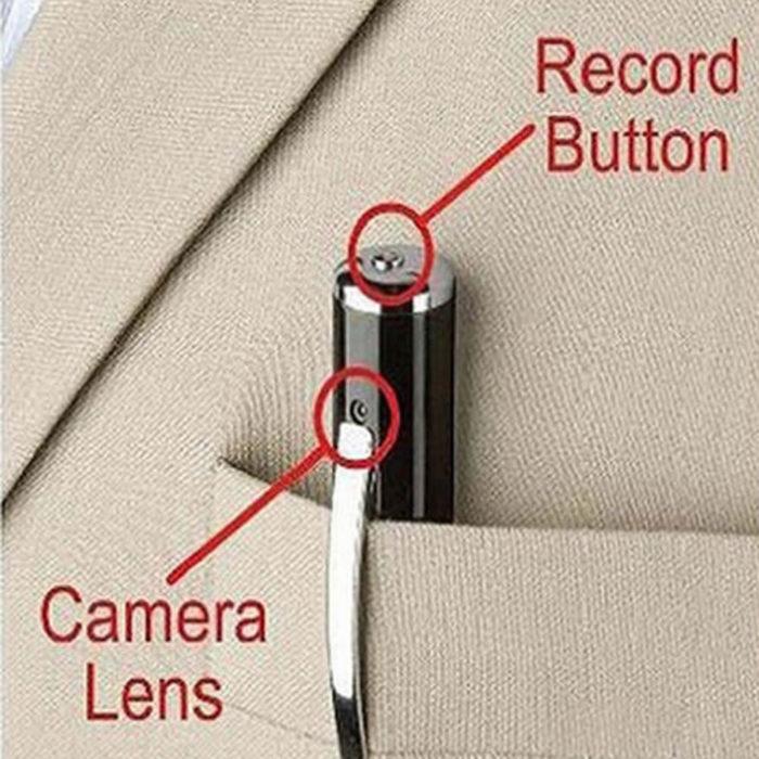 עט מצלמה נסתרת