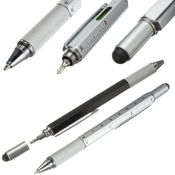 עט מיוחד בעל 6 יכולות חיוניות