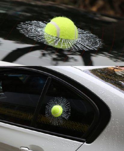 מדבקת כדור טניס