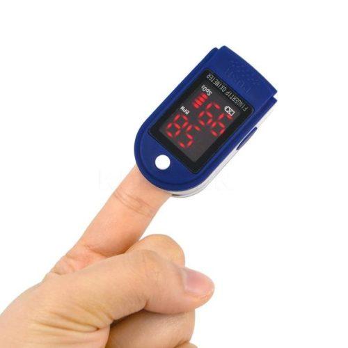 אוקסימטר – מודד רמת חמצן בדם דרך האצבע