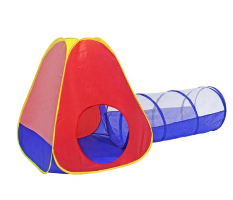 משחקיית אוהל מנהרה לילדים