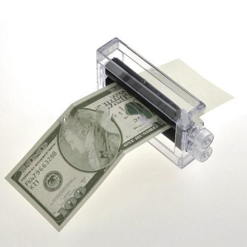 טריק מדפסת כסף