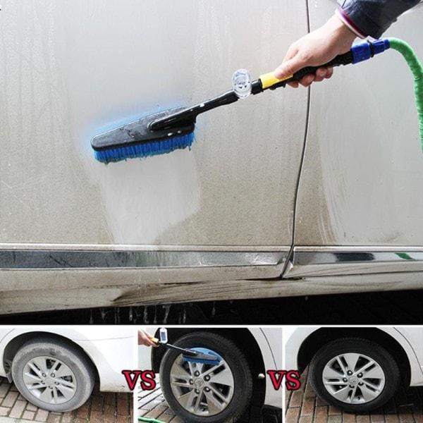 שוטף רכב ביתי מקצועי