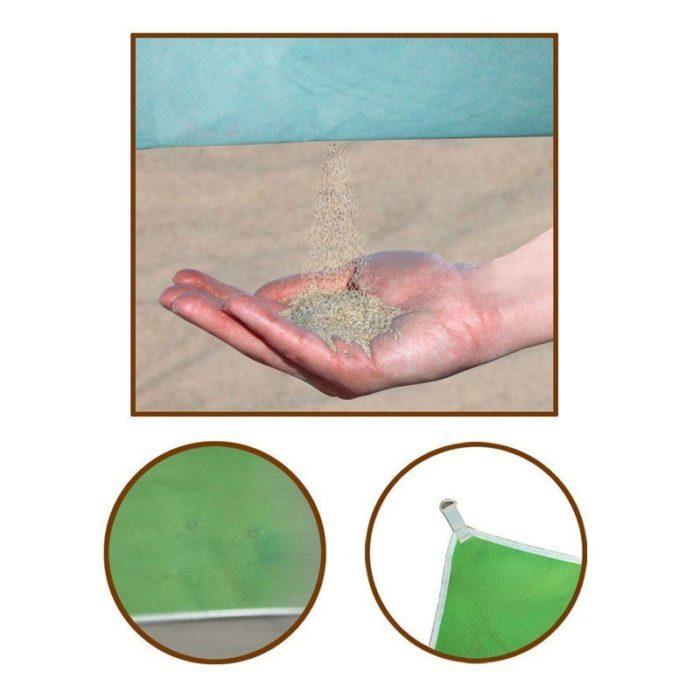 מחצלת חסינת חול