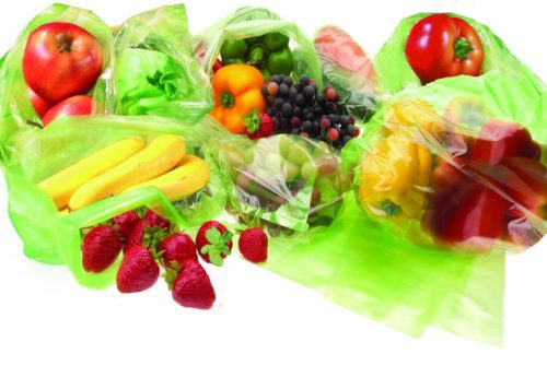 השקית הירוקה - שקיות שומרות טריות (סט 20 יחידות)