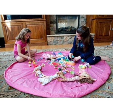 משחקיית ילדים לסדר וארגון במהירות וקלות
