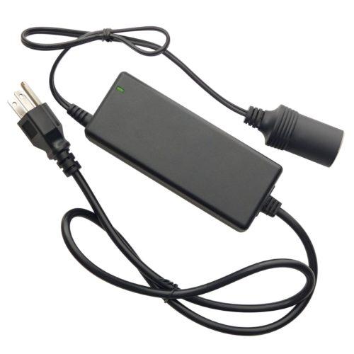 ממיר חשמל ביתי לחשמל רכב (12V)