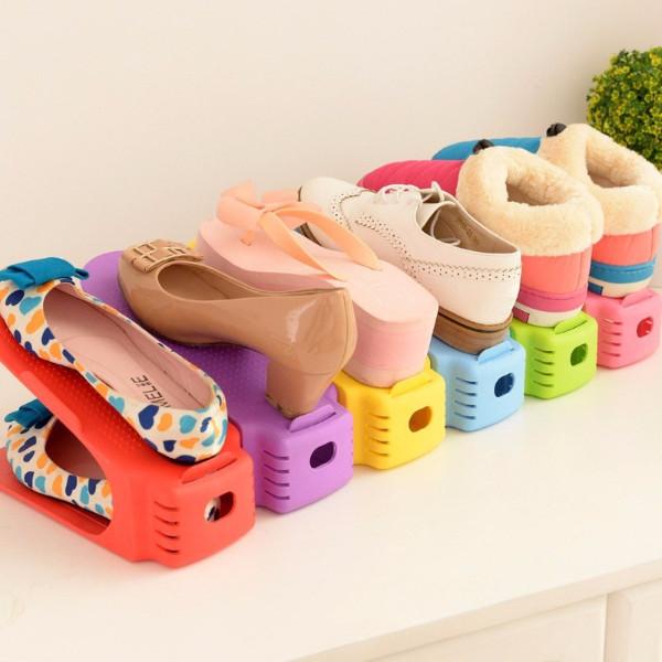 מארגן וחוסך מקום לנעליים - סט 5 יחידות