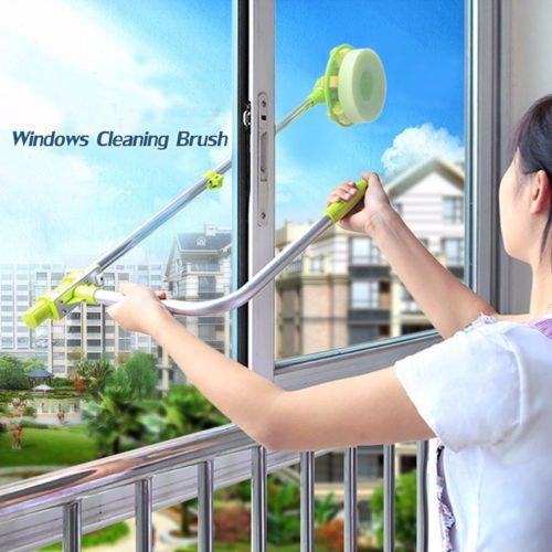 מנקה סופר מקצועי לחלונות ומקומות גבוהים