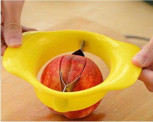 חותך פירות ומפריד מהגרעין