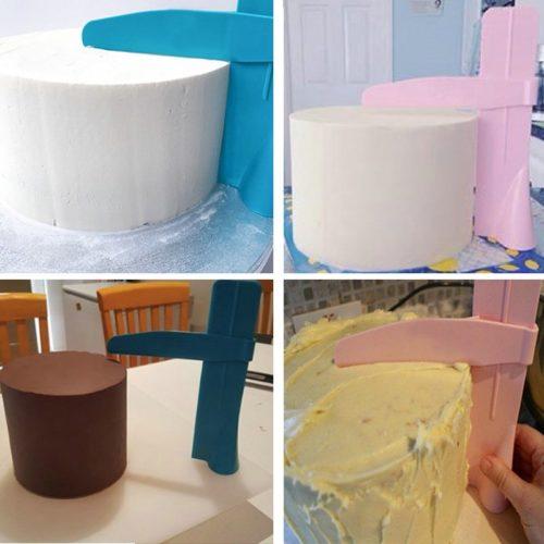 מיישר ומעגל עוגות מקצועי ומדויק