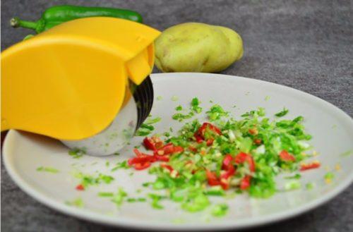 סכיני גלגל לחיתוך וקיצוץ מהיר