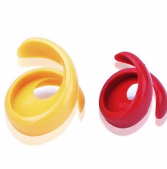 חותך נקניקיות בצורת ספירלה (2 יחידות)