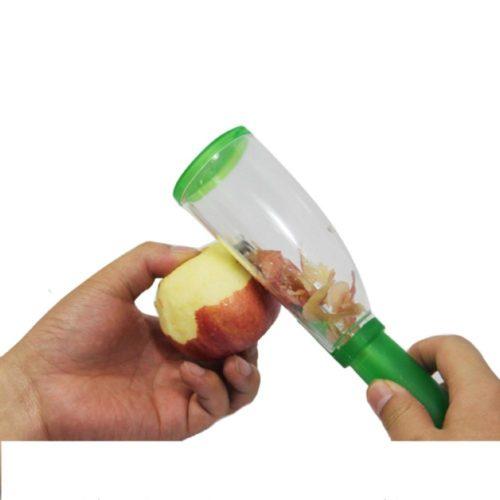 מקלף פירות וירקות בקלות ללא לכלוך