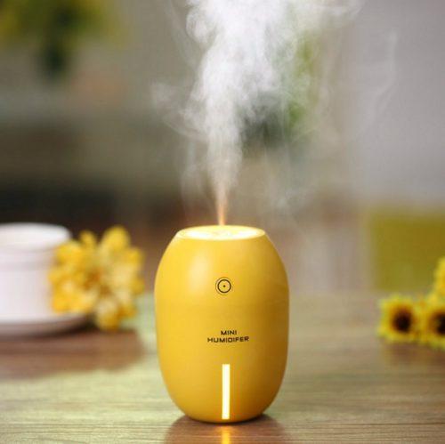 מרענן אוויר בניחוח לימון טבעי