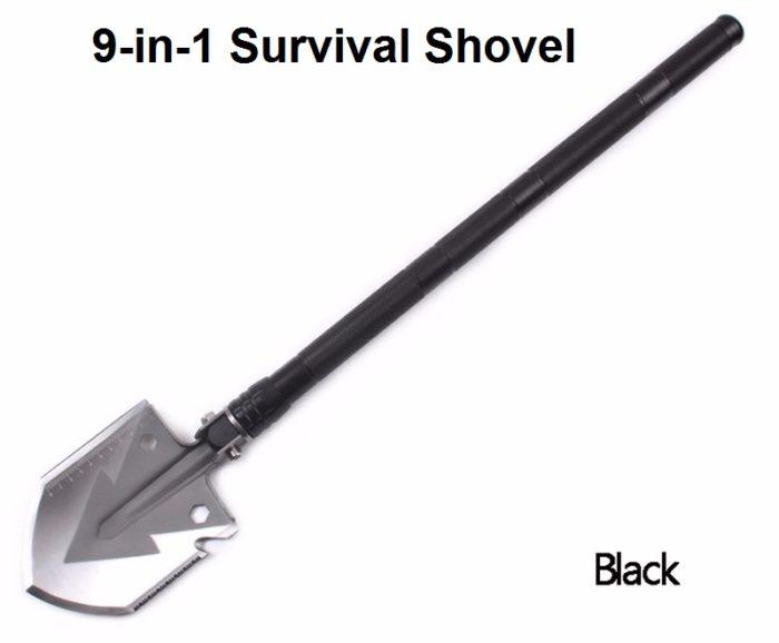 את חפירה משולב 9 כלים שימושיים