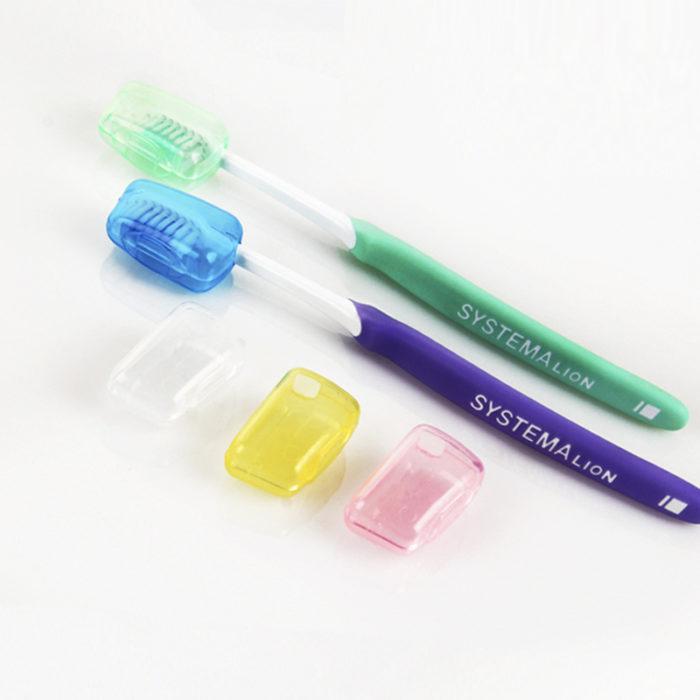 10 כיסויים למברשת השיניים