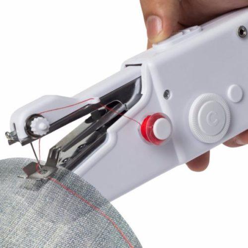 מכונת תפירה חשמלית קומפקטית