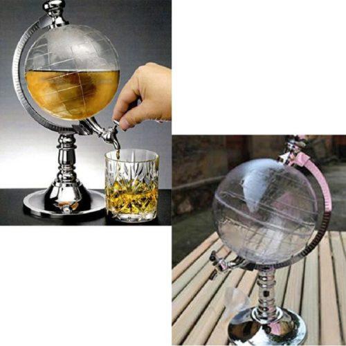 ברז משקאות בצורת גלובוס