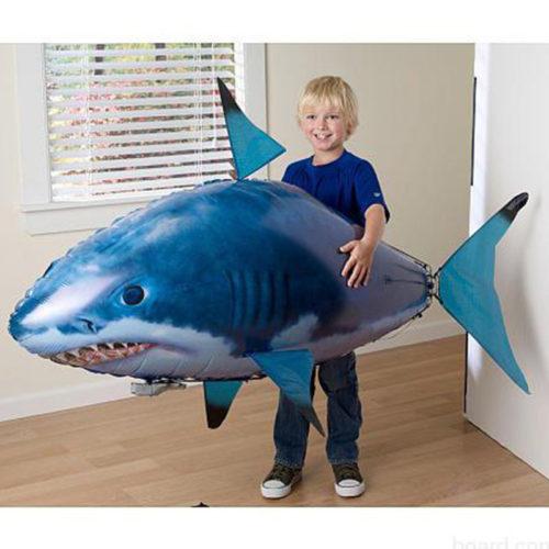 בלון כריש/נמו מעופף עם שלט