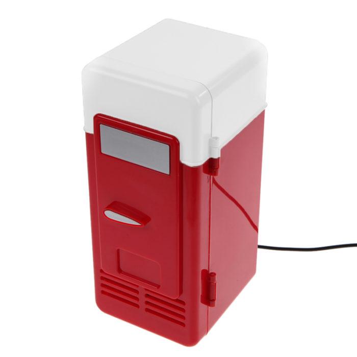 מקרר/מחמם משקאות USB