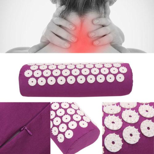 כרית עיסוי צוואר להפגת מתחים וכאב
