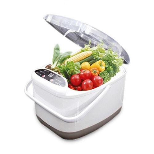 מכונה מקצועית לשטיפת פירות וירקות ביסודיות