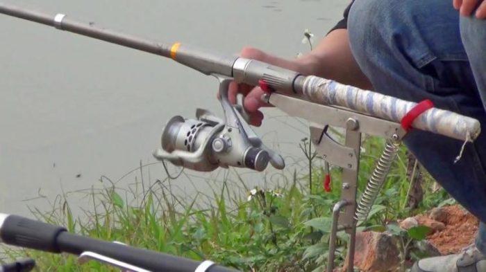 עוזר דיג אוטומטי לחכות