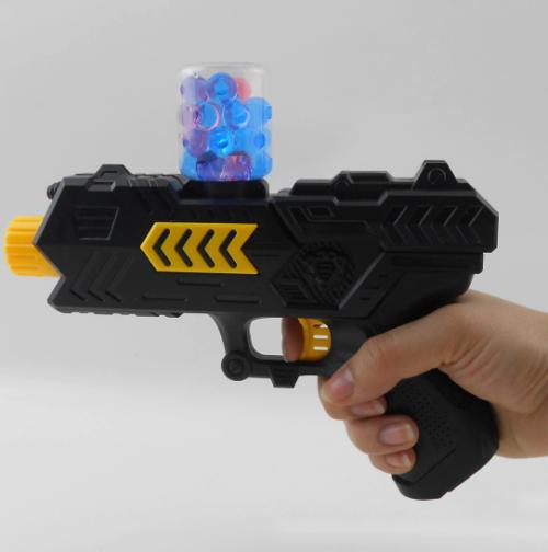רובה כדורי מים רכים עם 200 כדורים