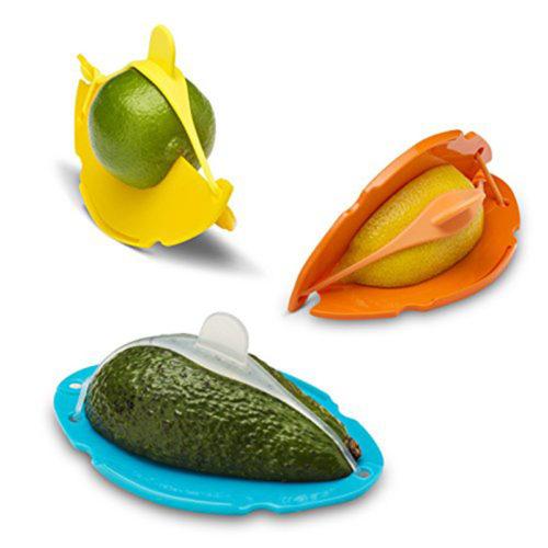 שומר חצאי ושאריות פירות וירקות גמיש