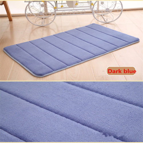 שטיח אמבטיה למניעת החלקה מתייבש במהירות