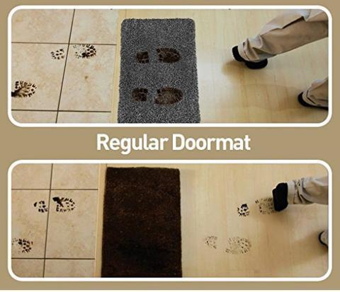 שטיחון קסם מונע לכלוך לכניסת הבית