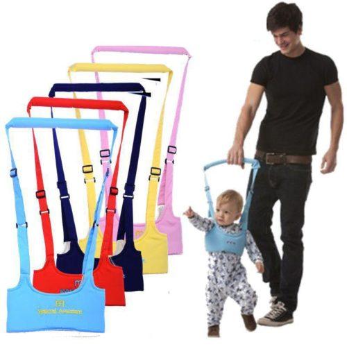 תומך הליכה לילדים ללימוד ואימון הליכה יחד עם ההורה