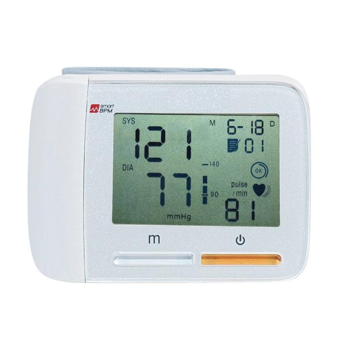 מודד לחץ דם דיגיטלי עם צג LCD