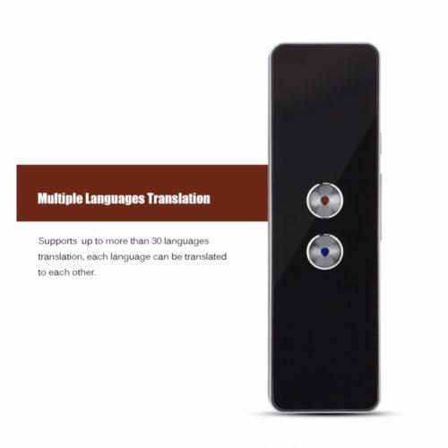 מתרגם דיבור ליותר מ-30 שפות בזמן אמת