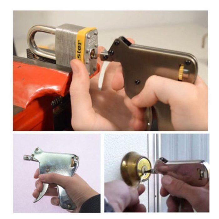 אקדח לפתיחת מנעולים ודלתות ללא מאמץ