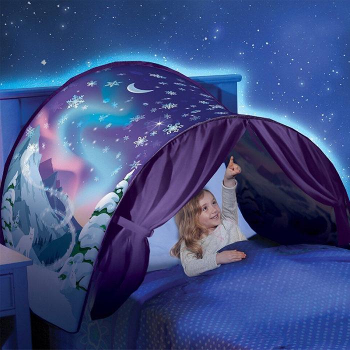 אוהל מיטה לילדים