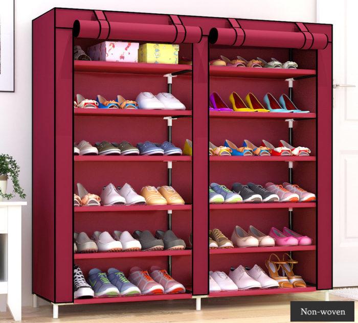 ארגונית נעליים כפולה איכותית