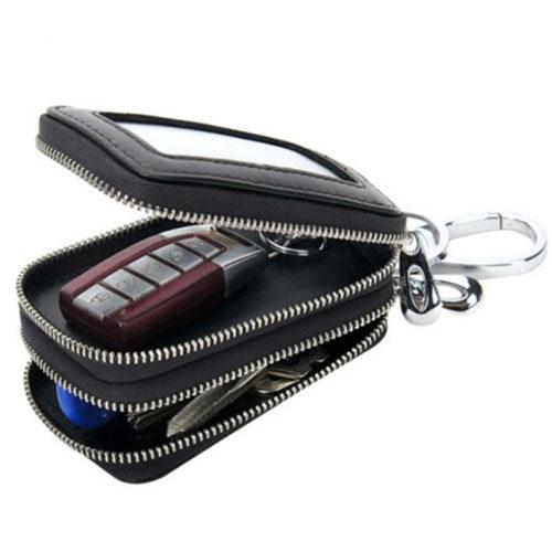 פאוץ' מחזיק מפתחות לרכב