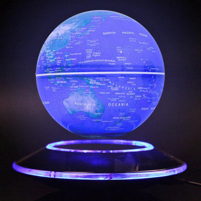 גלובוס אלקטרוני מגנטי מרחף