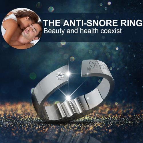 טבעת לעצירת נחירות באופן טבעי לגוף