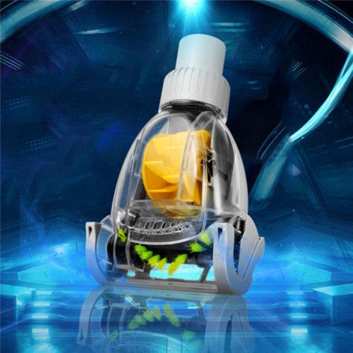 ראש לשואב אבק לשאיבה באופן יסודי של חלקיקי אבק ומזיקים שאינם נראים לעין
