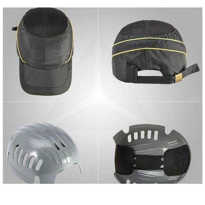 כובע קסדה קשיח להגנה על הראש