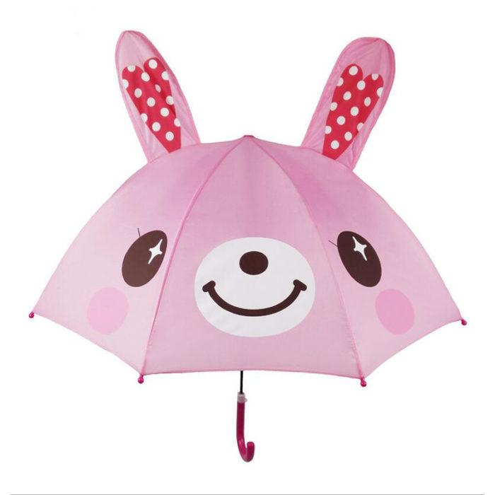 מטריות לילדים בצורת חיות
