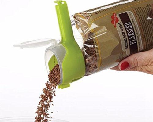 קליפס פקק אוניברסלי לשקיות אוכל