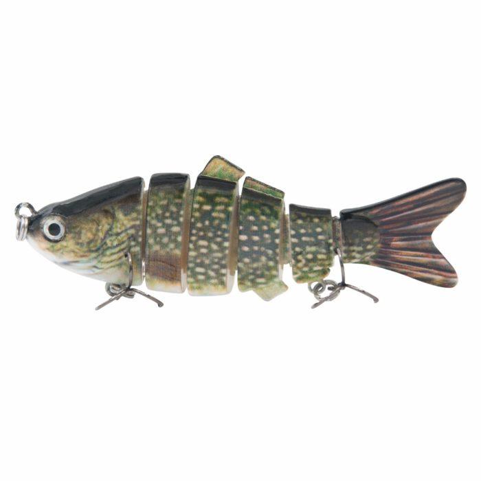 דג דמה המשמש כפיתיון רב פעמי לתפיסת דגים אחרים