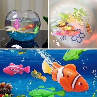 דג רובוט אוטומטי שוחה