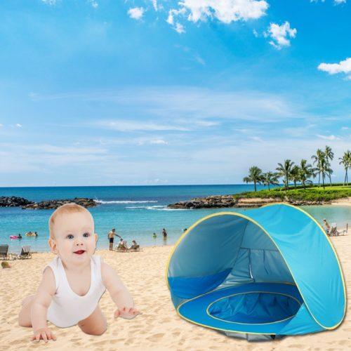 ציליית תינוקות איכותית לים נפתחת בקלות